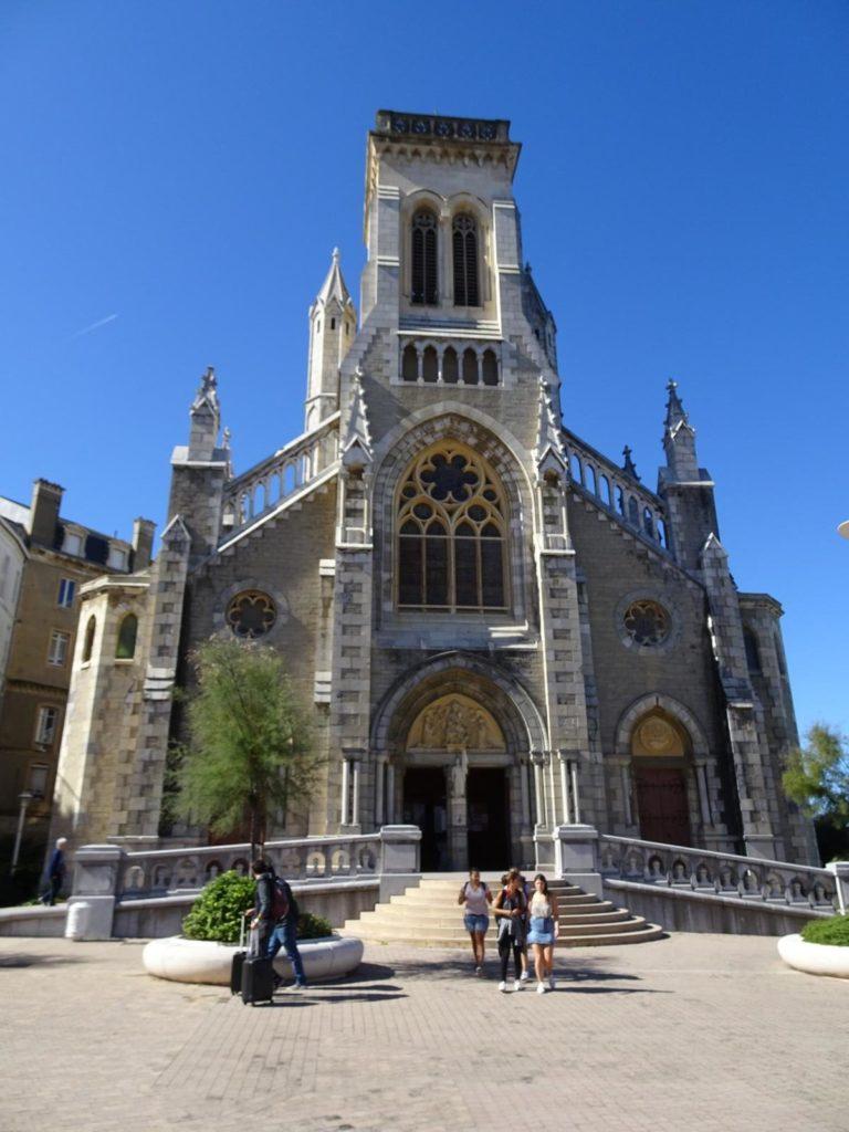 Crypte Sainte Eugénie - Kirche in Biarritz