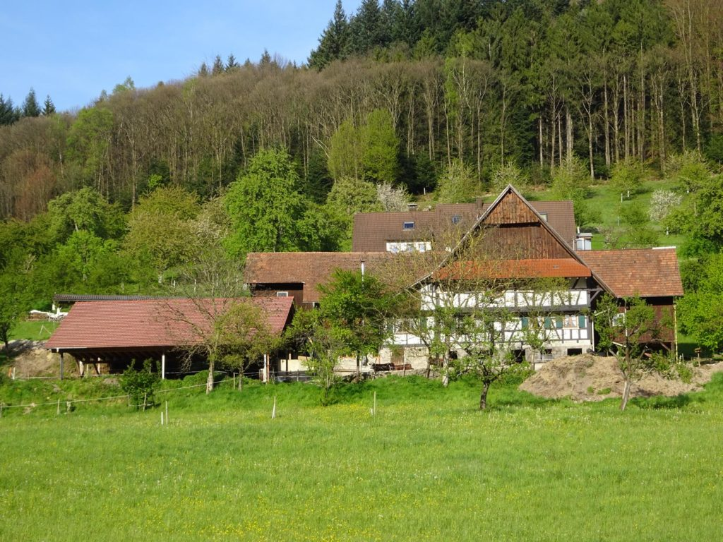 Häuschen im Schwarzwald