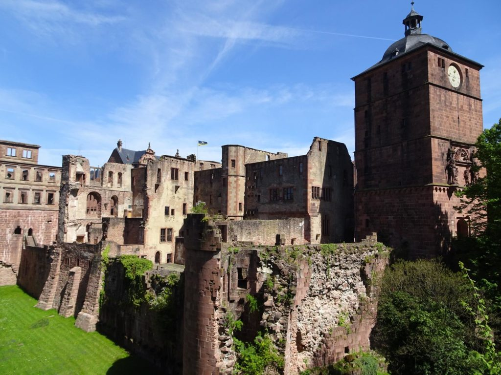 Heidelberg - Schloß