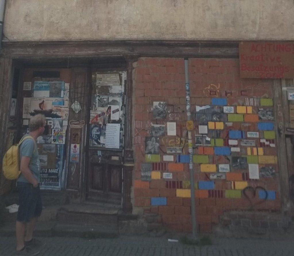 Mehr StreetArt in Eisenach