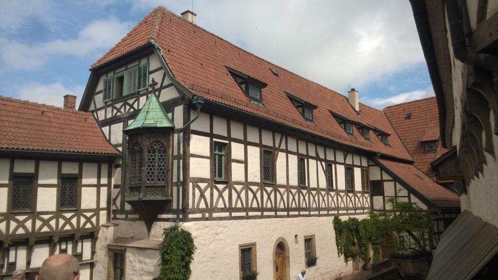 Wartburg - Kleiner Innenhof