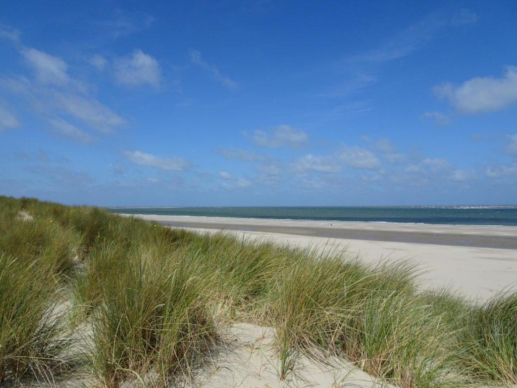 Strand bei Neu-Haamstede