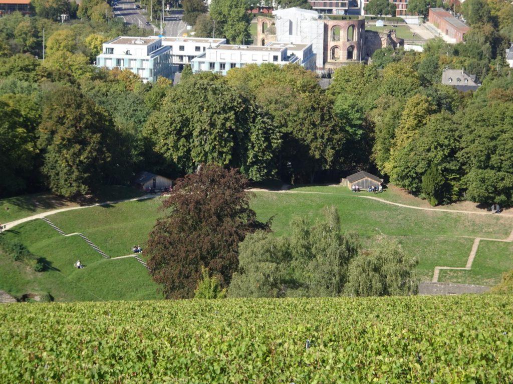 Trier - Amphitheater
