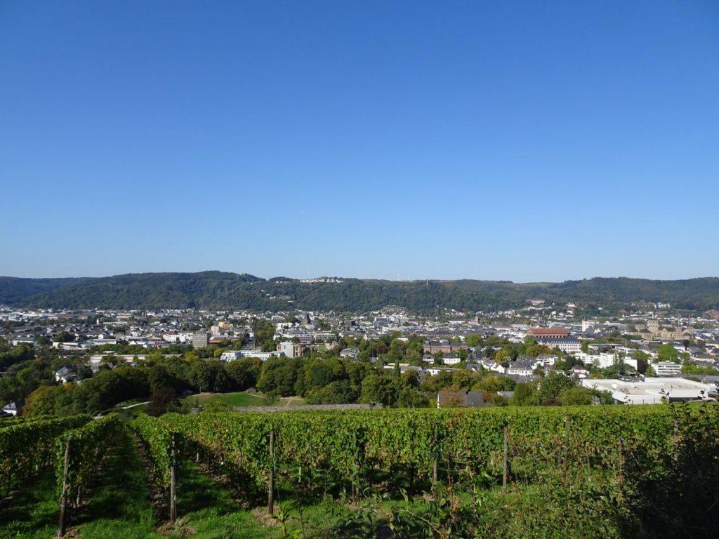 Trier - Blick vom Petrisberg