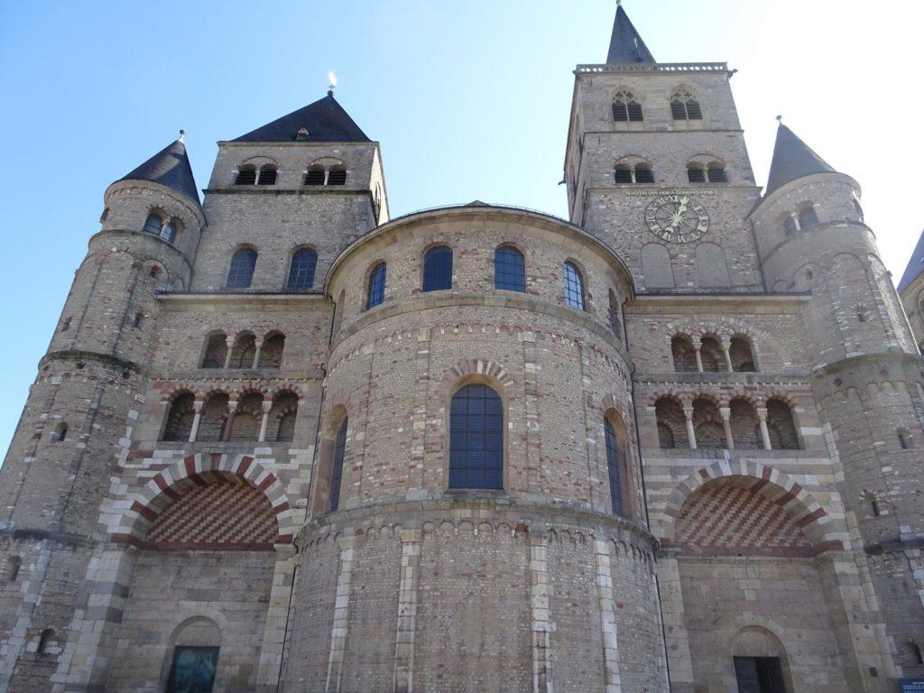 Trier - Dom von vorne
