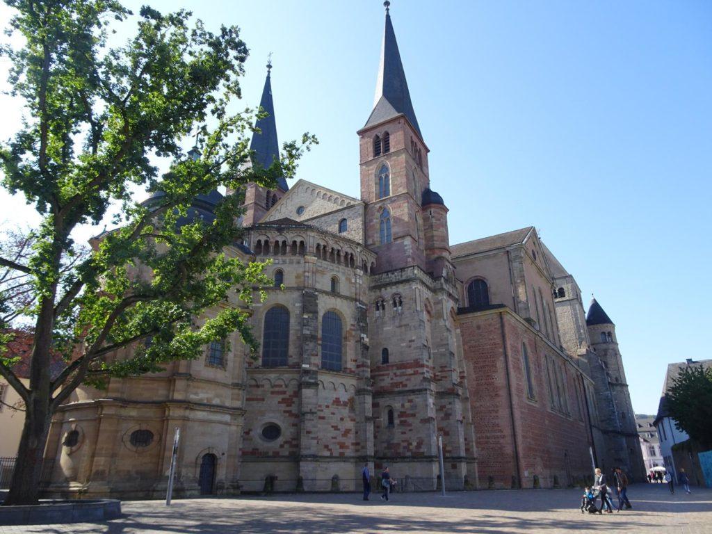 Trier - Dom von hinten