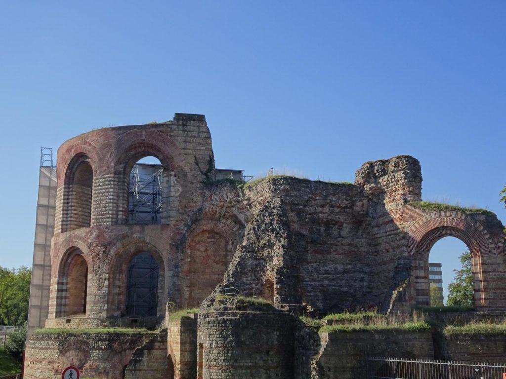 Trier - Kaiserthermen