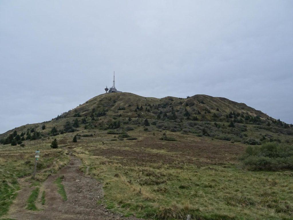 Puy de Dôme - Der Volvic-Vulkan