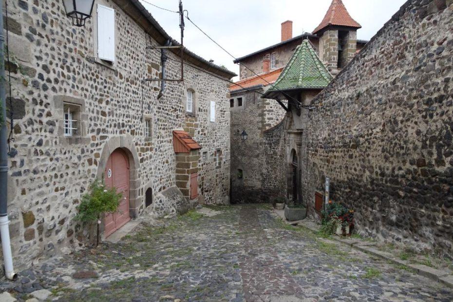 Le-Puys-en-Velay - Alte Gebäude