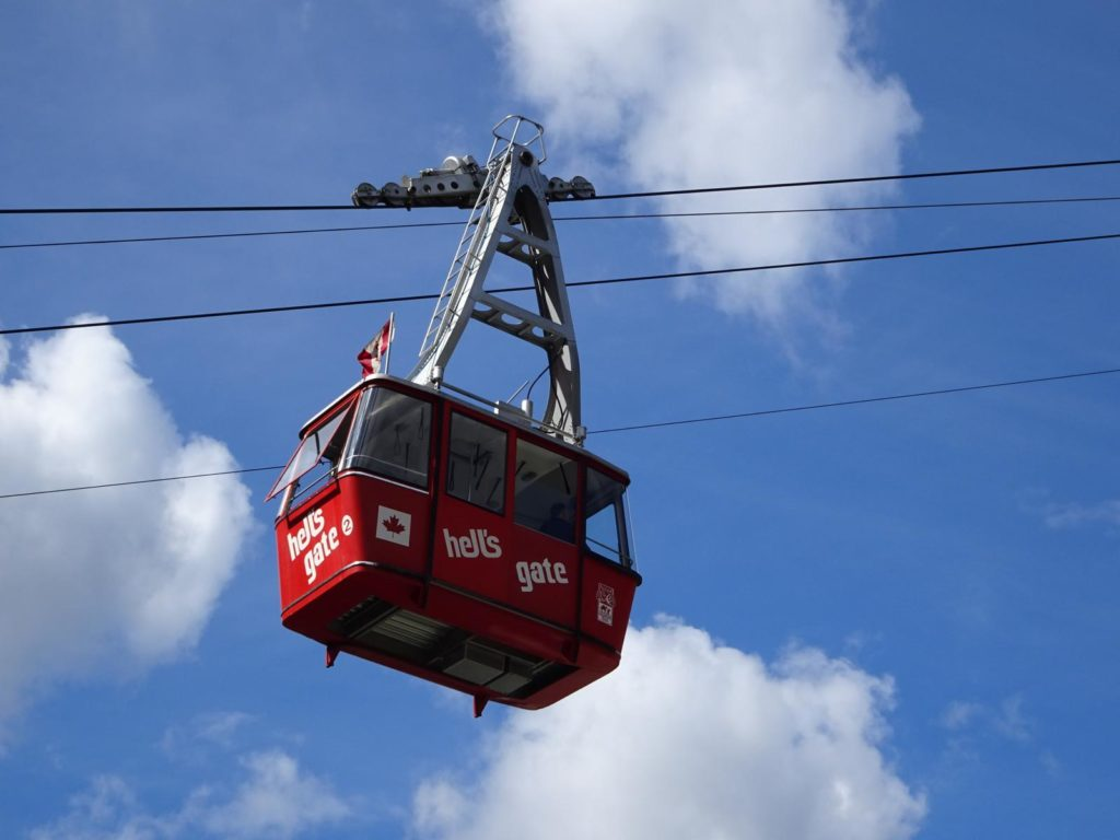 Hell`s Gate Air-Tram